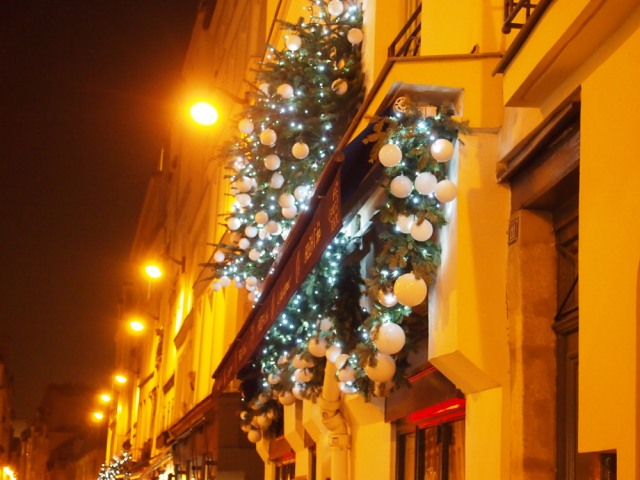 散步巴黎民宿 --- 記憶中的聖誕節, 聖誕節的回憶