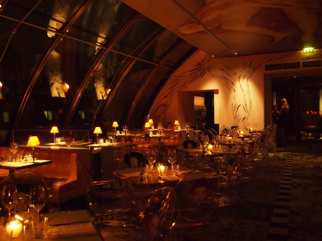 散步巴黎民宿--Kong 餐廳