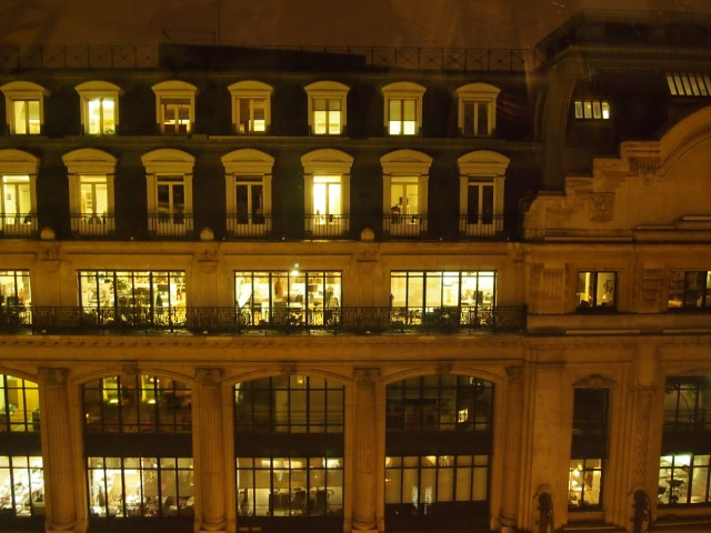 散步巴黎民宿-Kong 餐廳