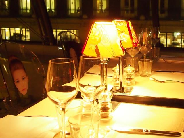 散步巴黎民宿 V.S. Kong 餐廳