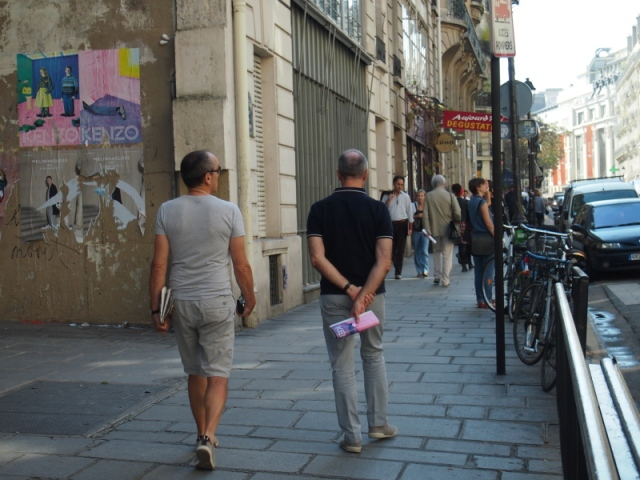 散步巴黎民宿 & 瑪黑區的幼稚園