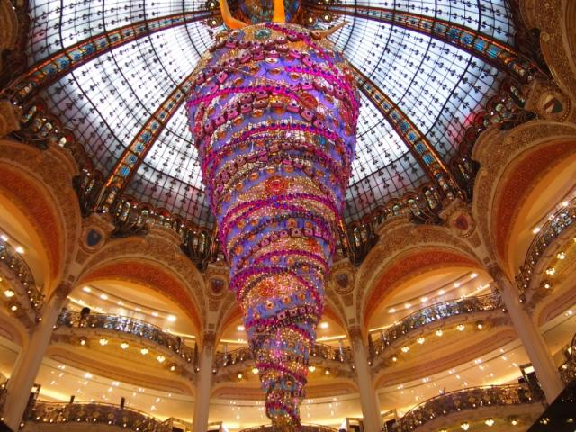 散步巴黎民宿 § 拉法葉的中心舞台