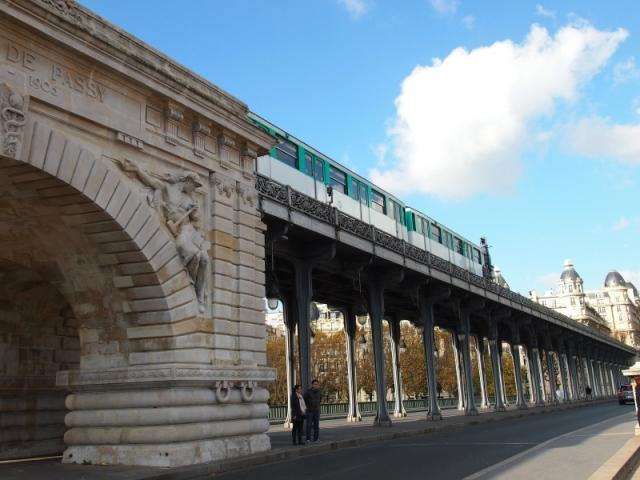 散步巴黎民宿 § Pont de Bir-Hakeim