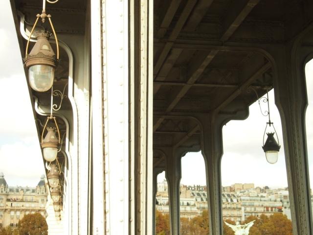 散步巴黎民宿 § Pont Bir-Hakeim