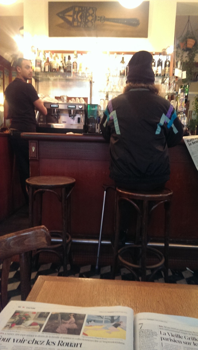 散步巴黎民宿§ 流浪漢的一杯咖啡     散步巴黎民宿§ 流浪漢的一杯咖啡