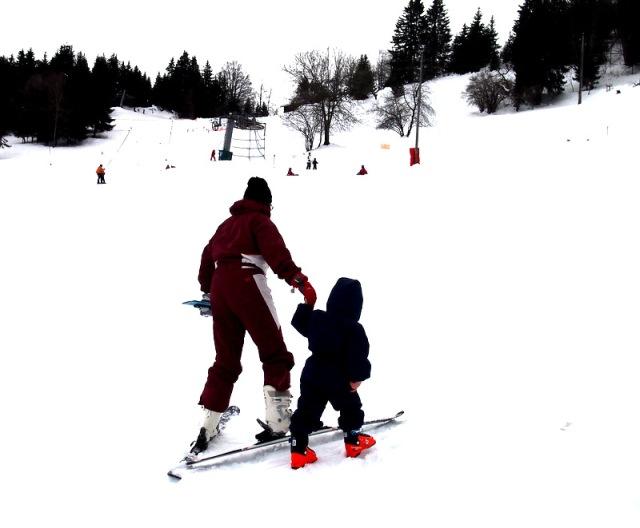 適合家庭有小小孩的滑雪場 § 散步巴黎民宿