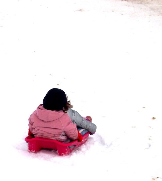小雪橇在各滑雪場都有 §散步巴黎民宿