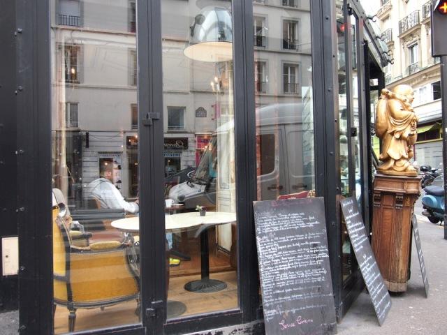 Le 138 咖啡§ 散步巴黎民宿