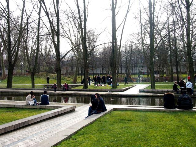 Parce Bercy 博希公園