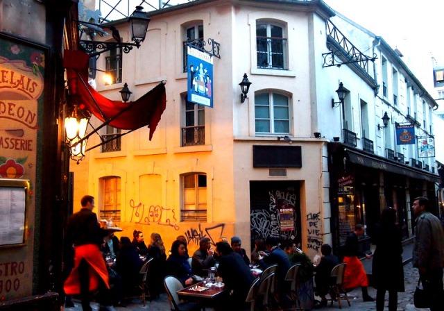 Rélais odéon咖啡館