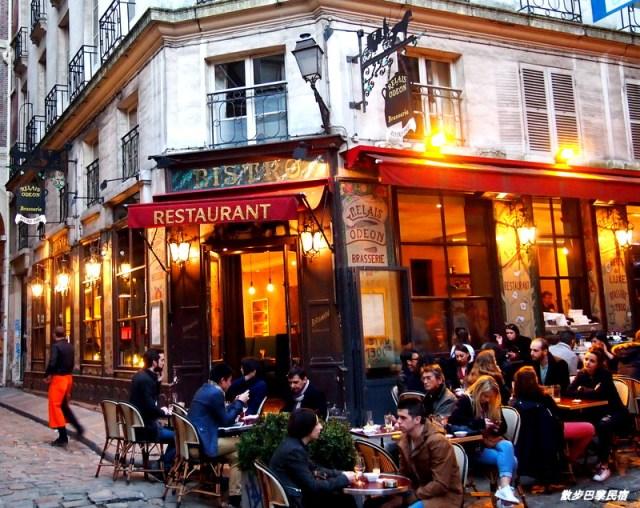 Relais odéon 咖啡餐廳 Brasserie