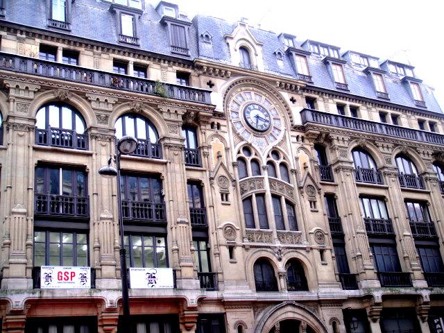 Sentier -- 巴黎服裝工作室集中區