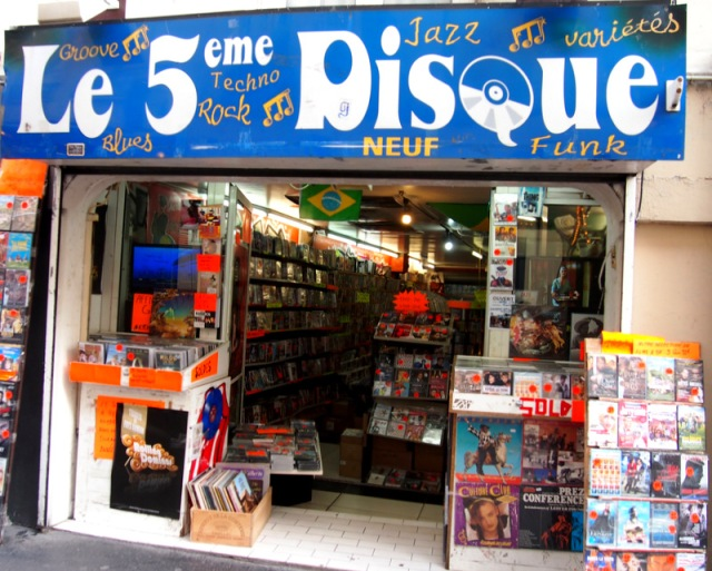 最便宜的CD,  DVD店