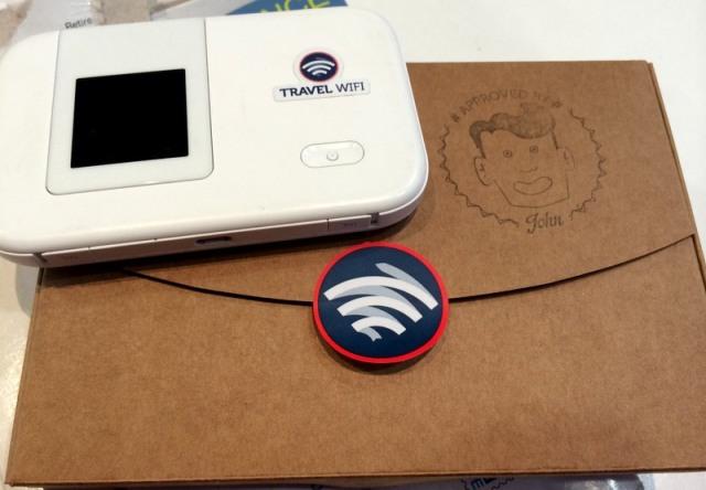 Travel WiFi 網路分享器