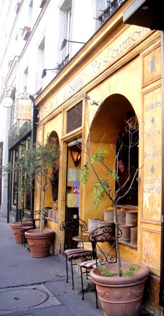 散步巴黎異國餐廳---Le Souk餐廳---巴黎11區