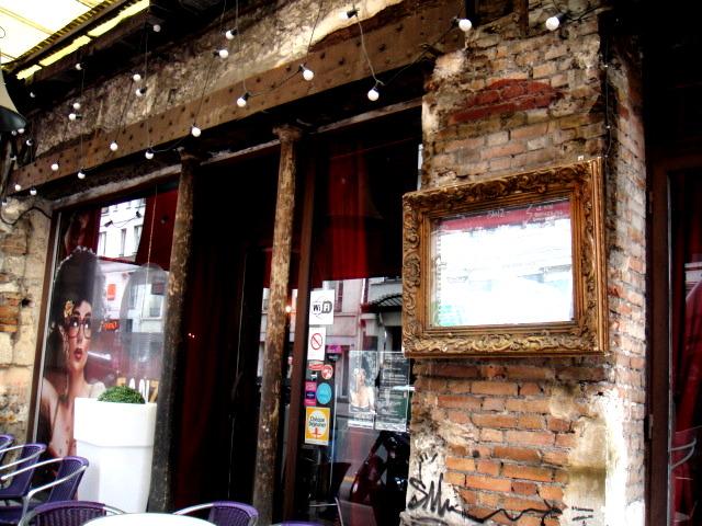 巴黎異國餐廳--巴黎11區