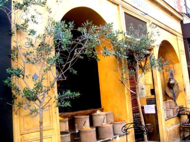散步巴黎異國餐廳--Le souk --巴黎11區