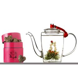 瑪黑兄弟茶館雕塑茶--credi photo Mariage Frere