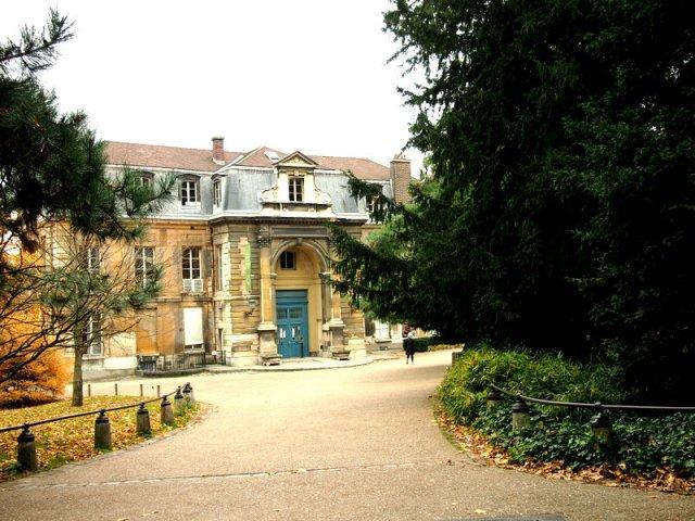 Jardin des plantes- 植物公園---散步巴黎