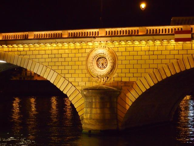 塞納河古橋