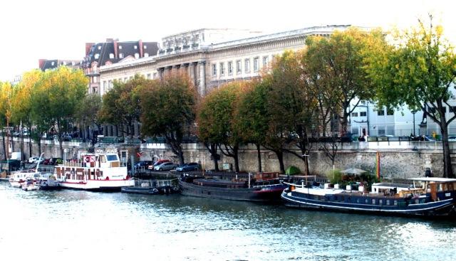 巴黎的船旅店 Pénich Hotel