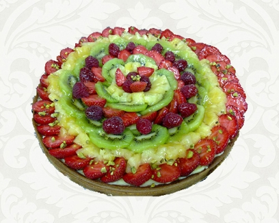 tart aux fruits